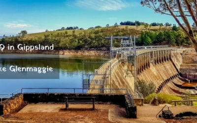 Where to have a BBQ in Gippsland – Lake Glenmaggie