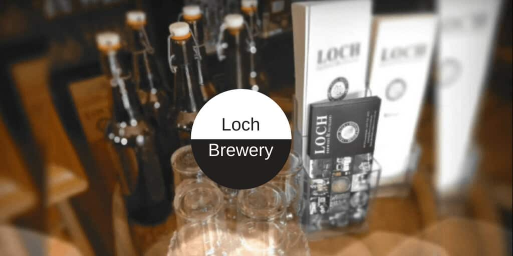 Eat & Drink in Gippsland – Loch Brewery