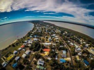Loch Sport in Gippsland Australia