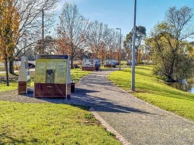 Gippsland Heritage Walk Morwell Australia