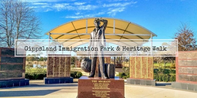 Gippsland Immigration Park & Heritage Walk