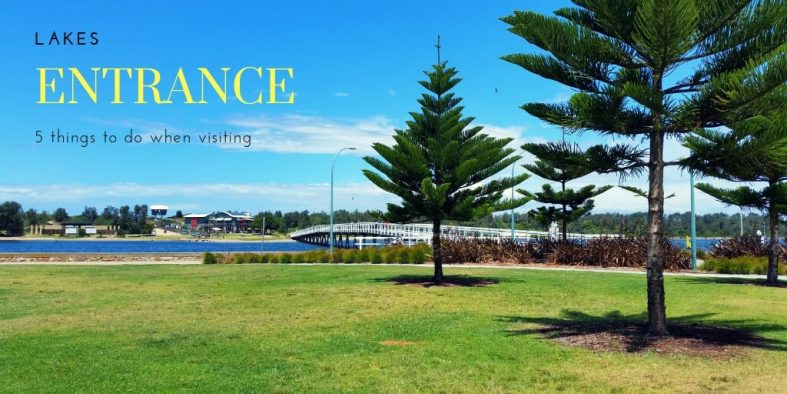 5 things to do in Lakes Entrance