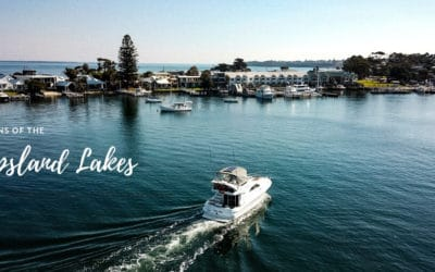 Towns on the Gippsland Lakes & 90 Mile Beach