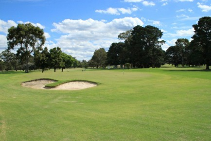 Golfing in Gippsland at Sale Golf Course