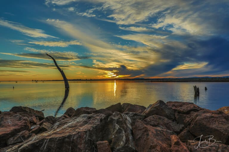 Tambo River Gippsland Australia