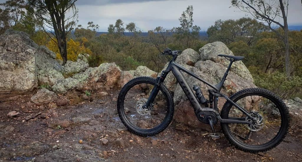blores hill mountain bike