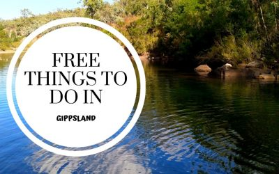 Free things to do in Gippsland