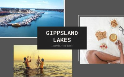 Places to stay in the Gippsland Lakes