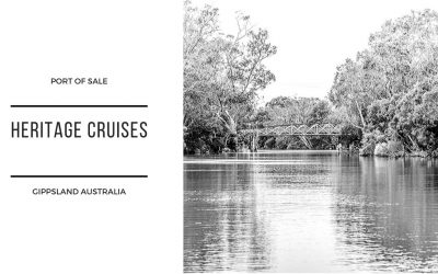 Port of Sale Heritage Cruises