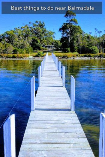 Best things to do near Bairnsdale in Gippsland. The best thing to see near Bairnsdale will have seeing Wildlife, drinking local wine, and discovering cultural sites. Gippsland | East Gippsland | Gippsland attractions | Gippsland Lakes | Raymond Island | Lakes Entrance | Things to do in Gippsland | via @wyldfamtravel