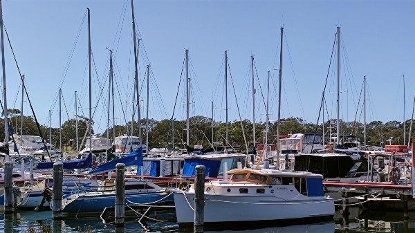 Paynesville Marina