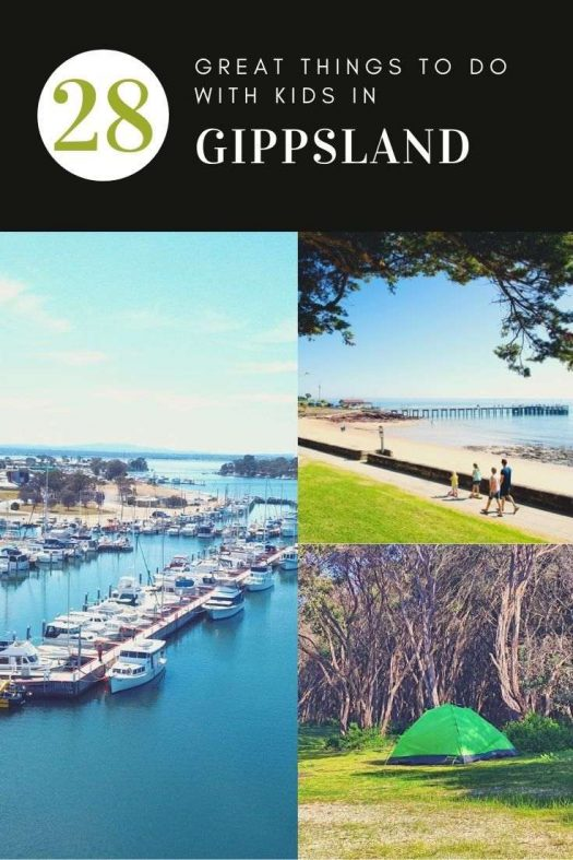 Gippsland is in the eastern part of Victoria, Australia. It is one of the best places to visit with kids for families looking to explore and have fun. via @wyldfamtravel